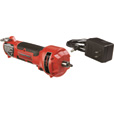 Troy-Bilt 12V JumpStart Engine Starter, Model# 49MRBESY966 The price is $39.99.