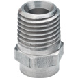 NorthStar Pressure Washer Spray Nozzle — 5.5 Size, 15 Degree Spray, Model# N15055MP The price is $8.99.