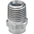 NorthStar Pressure Washer Spray Nozzle — 5.5 Size, 25 Degree Spray, Model# N25055MP The price is $8.99.