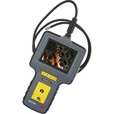 General Tools Data Logging Video Borescope System — 3.5in. Camera Scope, Model# DCS1600