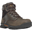 Danner Crafter 6in. Waterproof Nonmetallic EH Work Boots — Brown, Size 7, Model# 124357D The price is $159.95.
