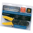 Hopkins Towing Solutions Deluxe Trailer Wiring Installation Kit — 100-Pc. Set, Model# 51020 The price is $19.99.
