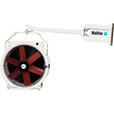 Vostermans Multifan 20in. Truck Dock Circulator Fan — With Mounting Arm and Stirrup, 1/2 HP, 4,750 CFM, Model# B4E5003TDF The price is $779.99.