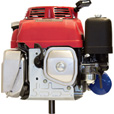 Honda Vertical OHV Engine — 389cc, GXV Series, 1in. x 3.11in. Shaft, Model# GXV390RT1DA23 The price is $729.99.