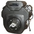 Kohler Command Pro OHV Horizontal Grasshopper Replacement Engine with Electric Start — 674cc, 1 1/8in. x 3 11/32in. Shaft, Model# PA-CH640-3149 The price is $1,779.99.