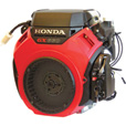 Honda V-Twin Horizontal OHV Engine with Electric Start — 688cc, GX Series, 1 1/8in. x 3 31/32in. Shaft, Model# GX660RTXA2 The price is $1,399.99.