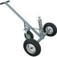 Ultra-Tow 3-Wheel Adjustable Trailer Dolly — 800 Lb. Capacity, Model# TMD-800C The price is $118.99.