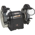 FREE SHIPPING — Ironton 8in. Bench Grinder The price is $67.99.