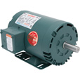 LEESON Compressor Duty Electric Motor — 1 HP, 208–230/460V, 1800 RPM, Model# 121003 The price is $404.99.