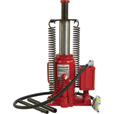 FREE SHIPPING — Strongway 20-Ton Air/Hydraulic Bottle Jack The price is $99.99.