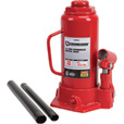 FREE SHIPPING — Strongway 12-Ton Hydraulic Bottle Jack The price is $37.99.