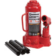 Strongway 12-Ton Hydraulic Quick Lift Bottle Jack The price is $54.99.