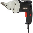 FREE SHIPPING — Ironton Electric Metal Shear — 4 Amp, 14 Gauge, 2500 SPM The price is $44.99.