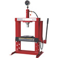 Strongway Benchtop 10-Ton Hydraulic Shop Press with Gauge The price is $299.99.