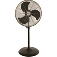 Ironton Oscillating Pedestal Fan — 22in., 1/11 HP, 5,600 CFM, Model# 18203 The price is $119.99.