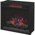 Chimney Free SpectraFire Plus Infrared Electric Fireplace Insert — 5,200 BTU, 23in., Model# 23II310GRA The price is $351.99.