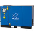 FREE SHIPPING — Quincy QGS Rotary Screw Air Compressor — 30 HP, 208/230-460 Volt, 3 Phase, 122 CFM, Base Mount, With Dryer, No Tank, Model# 4152016777 The price is $14,999.99.