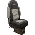 Seats Inc. COVERALLs Truck Seat Cover — Two-Tone Black/Gray, Model# 9107 The price is $109.99.