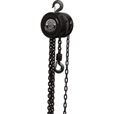 Ironton Manual Chain Hoist — 1/2-Ton Capacity The price is $49.99.