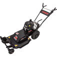 Swisher Predator Self-Propelled Push Rough Cut Lawn Mower — 344cc Briggs & Stratton Powerbuilt Engine, 24in. Deck, Model# WBRC 11524C The price is $1,999.99.