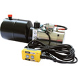 NorTrac 12 Volt DC Hydraulic Power Unit — Single Acting, Model# YBZ5-F2.1B1W2/WUAAT1 The price is $304.99.