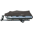 Classic Accessories StormPro Pontoon Cover — Fits Pontoons 17ft.–20ft.L x 102in.W, Model# 20-027-080801-00 The price is $216.74.
