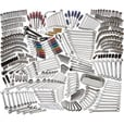 Klutch Mechanic's Tool Set — 566-Pc., 1/4in., 3/8in. & 1/2in. Drive The price is $899.99.