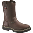 FREE SHIPPING — Wolverine Men's Buccaneer 10in. Waterproof Wellington Boot - Brown, Size 8 1/2 Wide, Model# W04827 The price is $139.99.