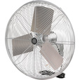 TPI Industrial Wall-Mounted Fan — 24in., 1/4 HP, 6,800 CFM, Model# ACU-24-W The price is $206.80.