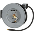 Klutch Compact Auto Rewind Air Hose Reel — With  3/8in. x 50ft. Hybrid Hose, Max. 300 PSI The price is $119.99.