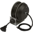 Strongway Retractable Cord Reel — 30-Ft., 12/3, Triple Tap The price is $159.99.