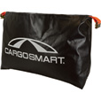 CargoSmart Nylon Utility Track Bag — 24in.W x 4in.D x 14in.H, For E-Track and X-Track The price is $14.99.
