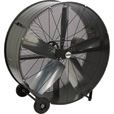 Bannon Enclosed Motor Belt Drive Drum Fan — 48in., 22,500 CFM The price is $759.99.