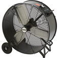 Bannon Enclosed Motor Direct Drive Drum Fan — 30in., 9,295 CFM