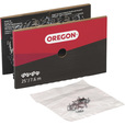 Oregon 91VXL Chainsaw Chain — 25ft. Roll, Model# 91VXL025U The price is $119.99.