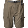 FREE SHIPPING - Gravel Gear Men's Nylon Ripstop Shorts - Bark, Large, 36in.-38in. Waist The price is $19.99.