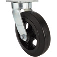 Strongway 8in. Swivel Kingpinless Rubber/Steel Core Caster — 900-Lb. Capacity The price is $49.99.