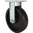 Strongway Heavy-Duty 8in. Rigid Nonmarking Polyolefin Caster — 800-Lb. Capacity, Black The price is $23.99.