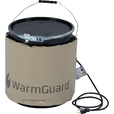 WarmGuard Bucket Heater — 5-Gallon Capacity, Model# WG05 The price is $92.00.