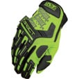 Mechanix Men's Wear Safety M-Pact Gloves - High-Visibility Yellow, Small, Model# SMP-91-008 The price is $29.99.