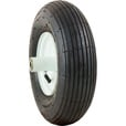 Marathon Tires Pneumatic Wheelbarrow Tire — 3/4in. Bore, 4.00–6in. The price is $24.99.