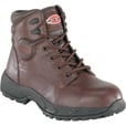Iron Age Men's 6in. Steel Toe EH Sport/Work Boots - Brown, Size 14, Model# IA5100