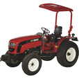 NorTrac 35XT 35HP 4WD Tractor — with Turf Tires
