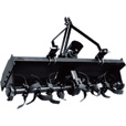 NorTrac 3-Pt. PTO Rotary Tiller — 71in.W, Category 2 The price is $1,599.99.