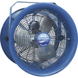 Patterson Yoke-Mount High-Velocity Fan — 14in. Dia., 2,600 CFM, 1/4 HP, Model# H14A/YM14