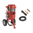 FREE SHIPPING — Marco Abrasive Blaster — 300-Lb. Capacity, 3.0 Cu. Ft. Model# 10POTPACKAGE3NT1 The price is $3,899.99.
