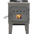 Vogelzang High-Efficiency Wood Stove with Blower — 68,000 BTU, Model# VG150 The price is $419.00.