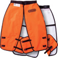 Oregon Professional Full-Wrap Chainsaw Chaps — 36in., Model# 564134-36 The price is $79.99.