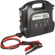 Strongway Battery Jump Starter and Portable Power Pack — 1600 Peak Amps, 44Ah (Two 22Ah Batteries)