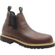FREE SHIPPING — Georgia Giant Men's 5in. Steel Toe Waterproof Romeo Boots - Brown, Size 11 1/2 Wide, Model# GR530 The price is $119.99.